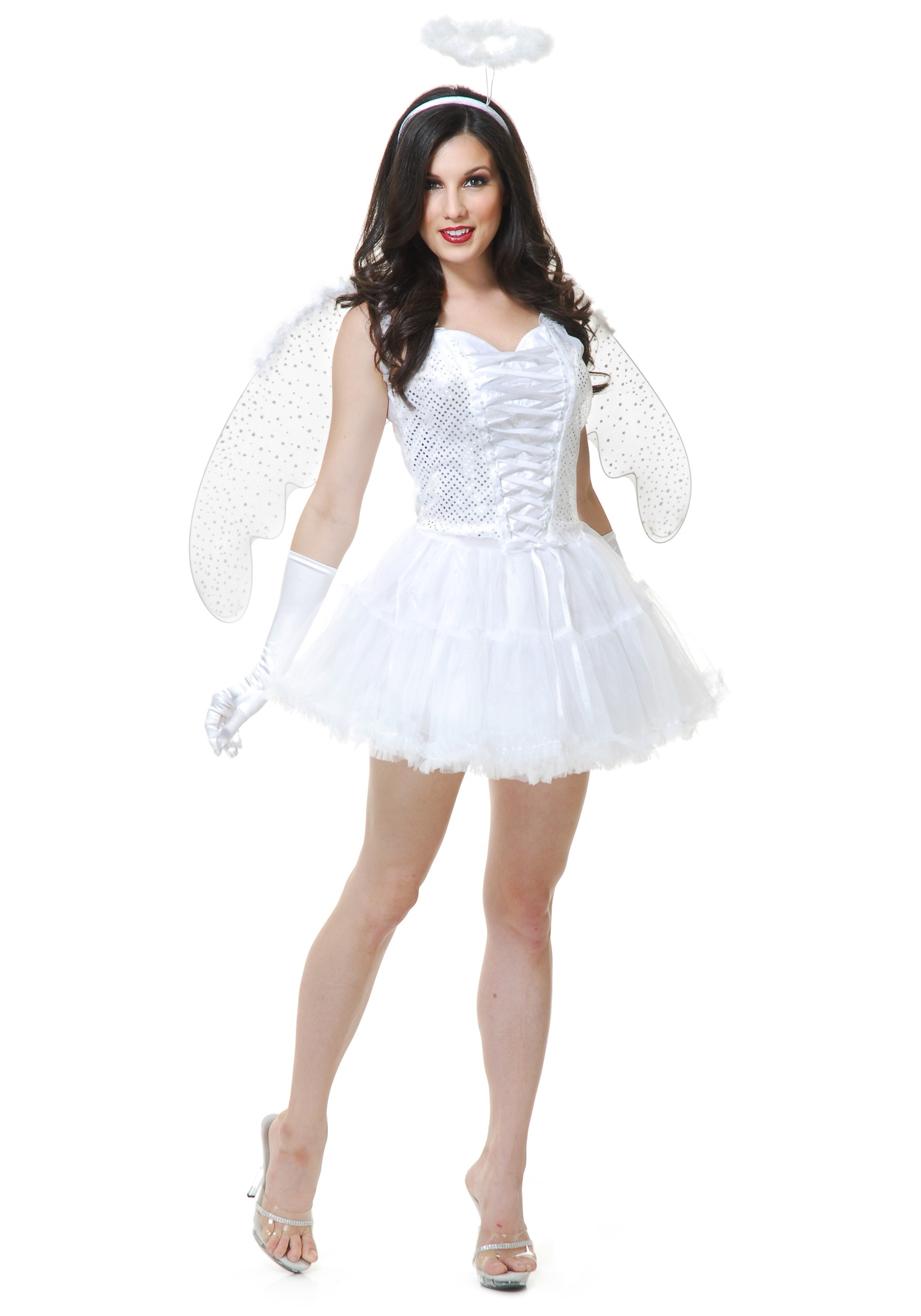 Fullsize Of Angel Halloween Costume