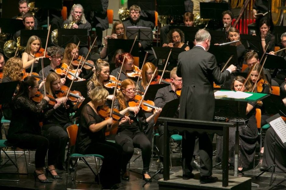 Cork Concert Orchestra with David Brophy (conductor)