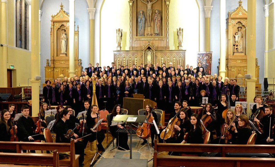 Fleischmann Choir and CSM Symphony Orchestra