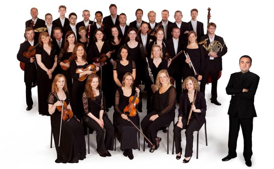 Irish Chamber Orchestra with Jörg Widmann & Katherine Spencer