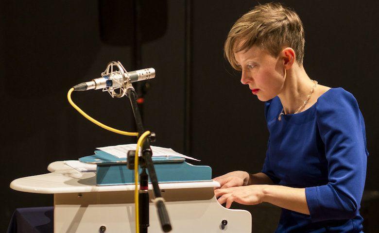 Pianist Xenia Pestova Gold.Berg.Werk