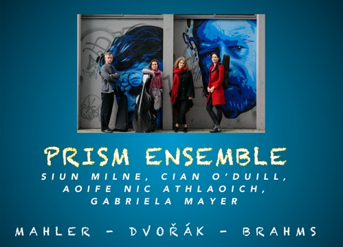 Prism Ensemble ~ Poetic Music from the Old World