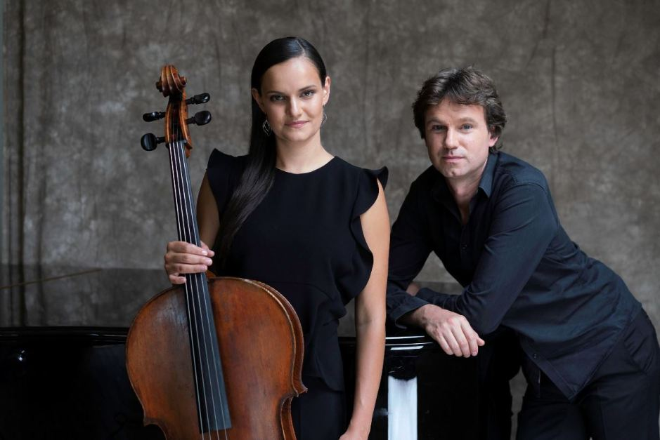 Raphaela Gromes (cello) and Julian Riem (piano)