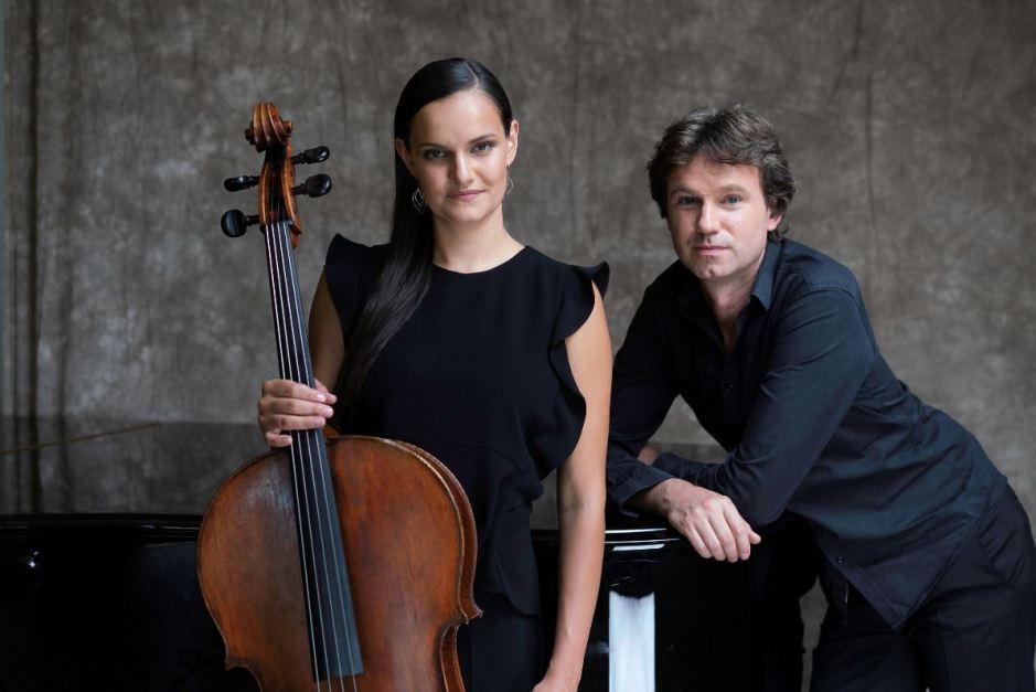 Raphaela Gromes (cello) and Julian Riem (piano)