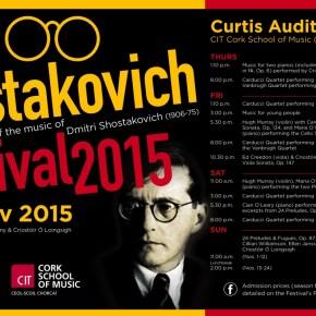 Shostakovich Festival screen advert (smaller)