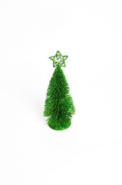 Arbol Alambre Mediano Verde 25 cm