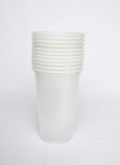 Vaso Plástico Descartable x 20u