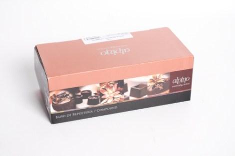 Caja Chocolate Alpino caja x 3kg