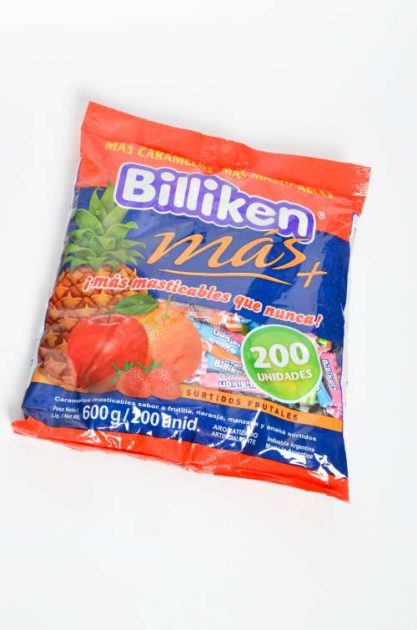 Bolsa de caramelos Billiken x 200 unid