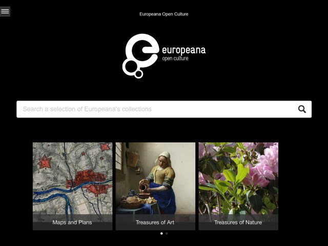 Europeana Open Culture