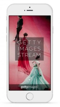 Getty Images Stream for iOS
