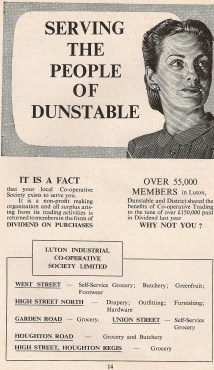 Luton and Dunstable Co-Operative