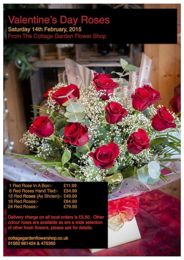 Valentines Price 2015