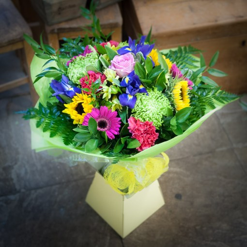 Vibrance Hand Tied