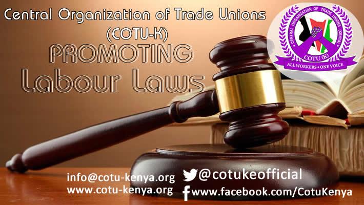 Kenya Labour Laws