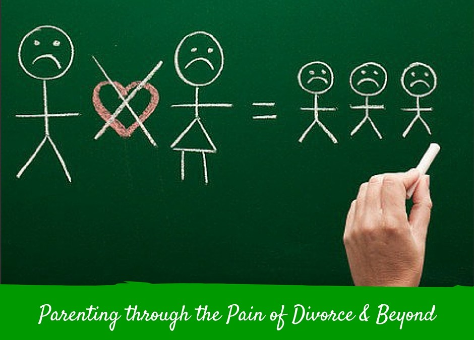 Co-Parenting through the Pain of Divorce… and Beyond