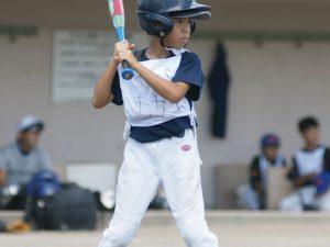少年野球左打ち