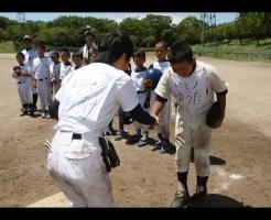 野球教室マナー
