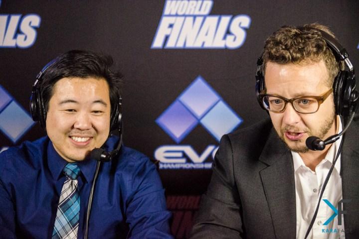 Entrevistamos James Chen – e ele falou tudo de Street Fighter V!