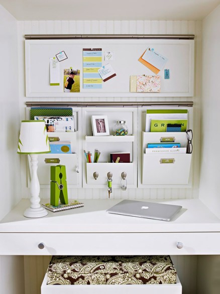 BHG - Family Organized Desk