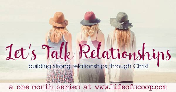 lets talk relationships FB