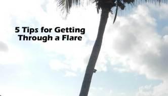 Getting Through A Fibro Flare