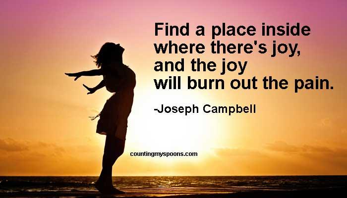 Finding Joy in Chronic Illness
