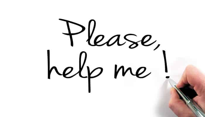 Why Don't We Ask For Help?