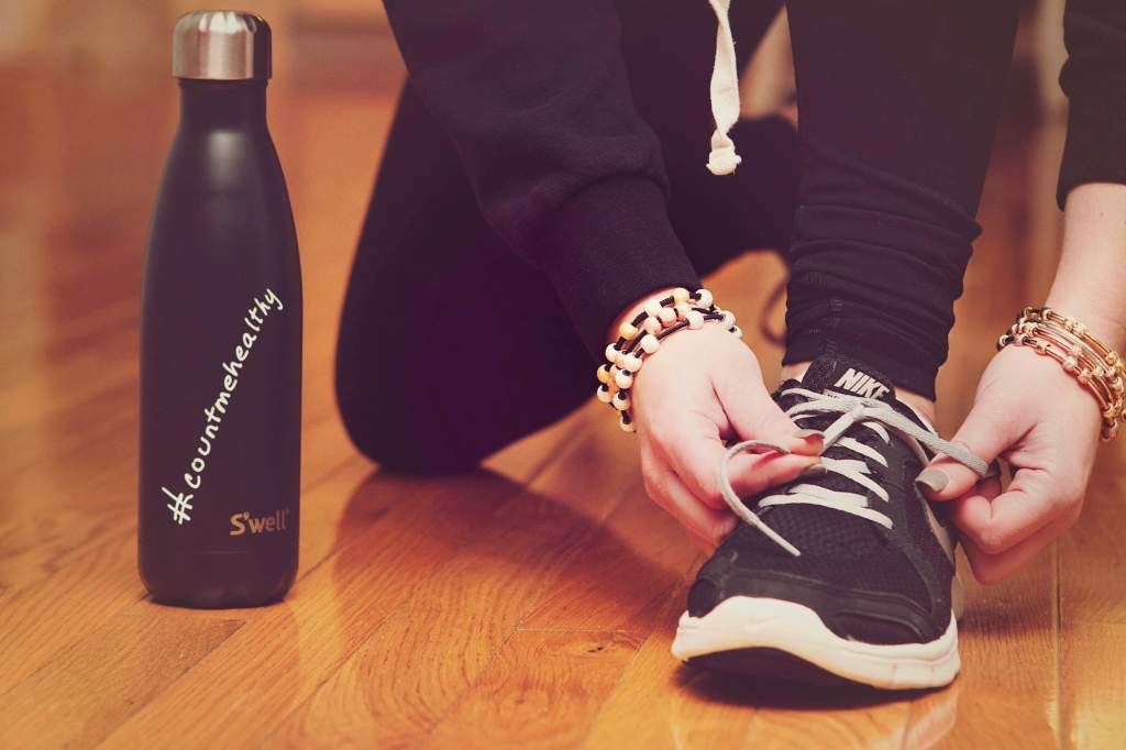 Swell Bottles x Chelsea Charles Jewelry