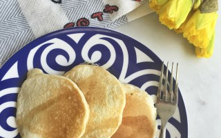 healthy pregnancy protein pancakes