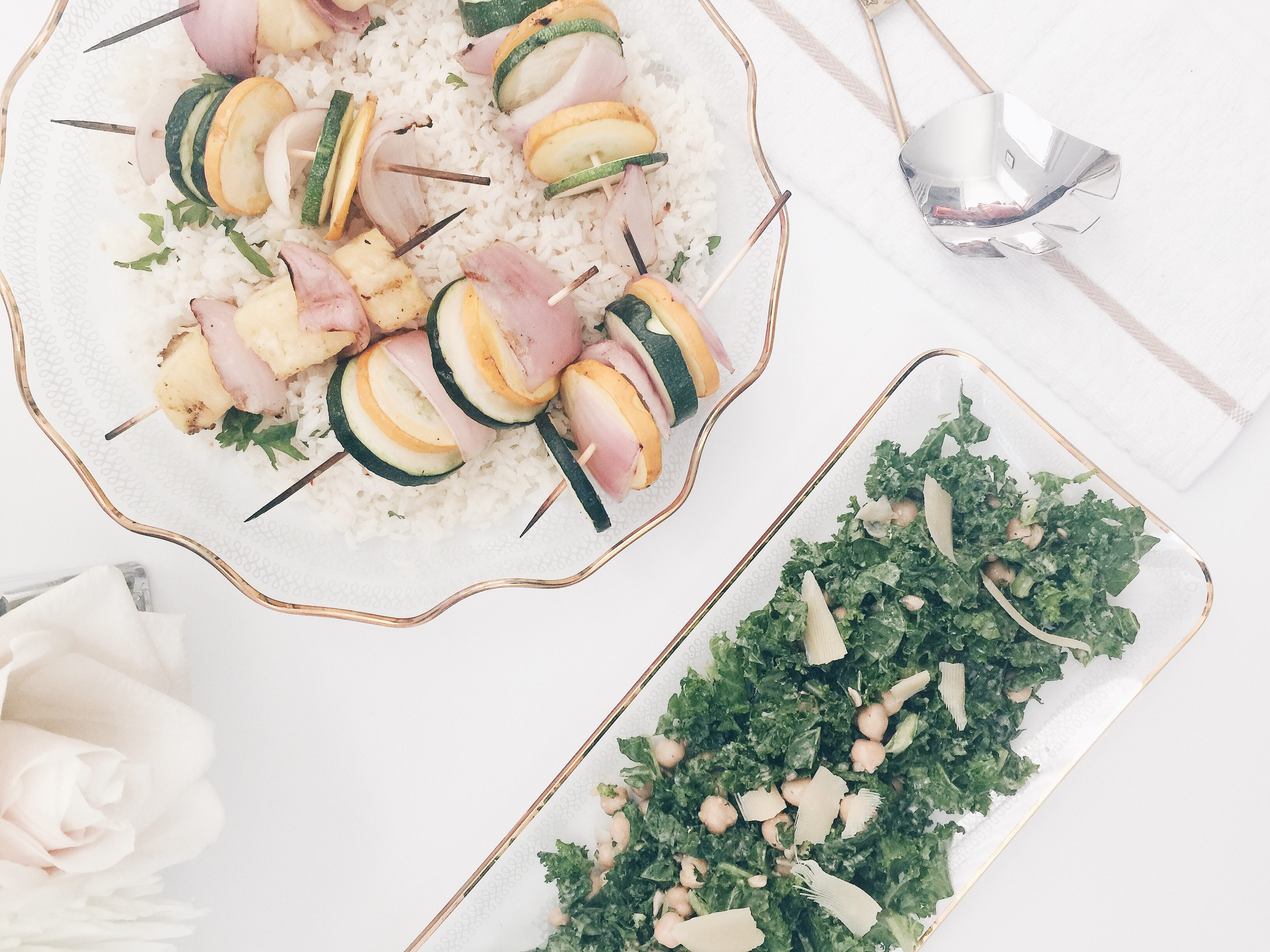 Chelsea Charles Tries Terra's Kitchen Meal Delivery Service Via Count Me Healthy