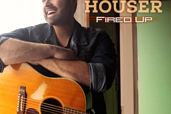 Nouveal album de Randy Houser Fired up