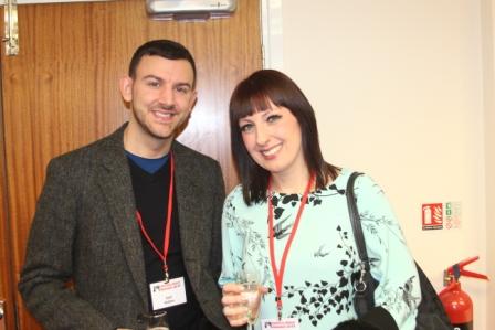 Sam Robins & Nicola Lafferty