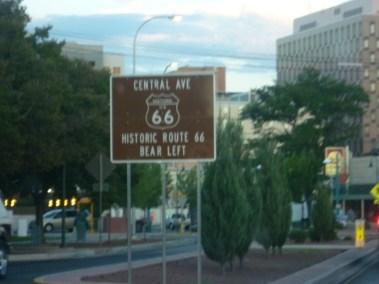 Un petit tour sur la Route 66 Historique