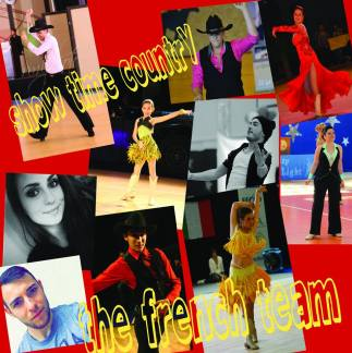 French Team - Showtime Country 2016 Marseille