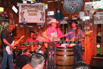 Music Live au Rusty Spur Saloon