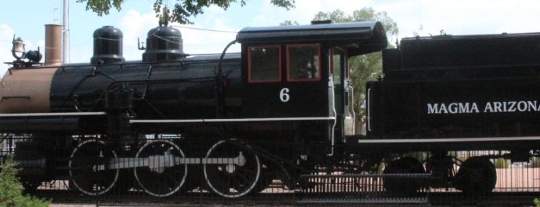Scottsdale - Le Musée du Train