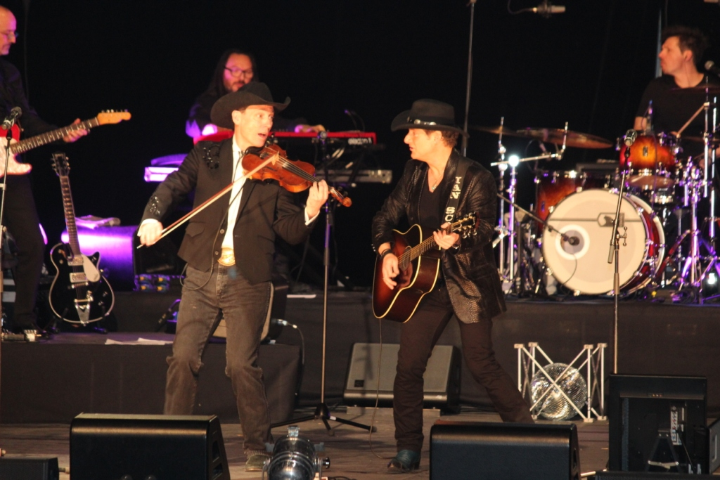 ShowTime Evry Mars 2015 - John Permenter et Ian Scott