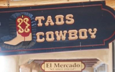20. Dernière étape au Nouveau-Mexique, Taos