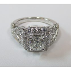 Small Crop Of Neil Lane Engagement Ring