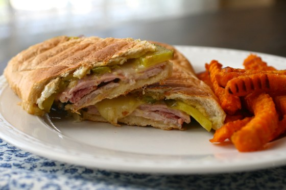 Grilled Turkey Cuban Sandwiches and Turkey Tuesday! - Country Girl ...