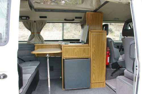 Medium Of Vw Eurovan Camper