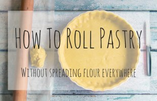 How To Roll Pastry