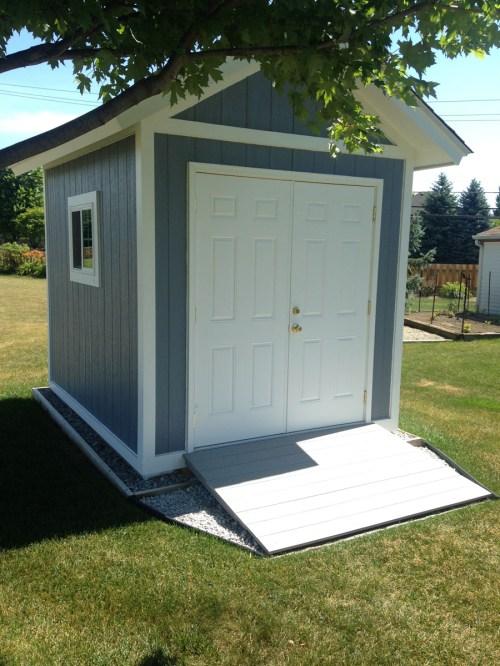 Medium Of Backyard Building Projects