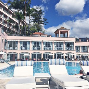 Reid's hotel the best hotel in Madeira