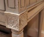 Состаренная мебель: покраска под старину своими руками. Шебби шик