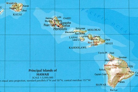 united states geography hawaii