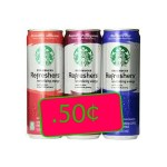 Starbucks Refreshers only .50¢ @ Walgreens ~ Print now!!