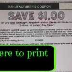 HOT, Rare Kelloggs, Kebbler or Cheez it coupon!!!! Click here to print!
