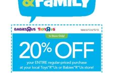 ToysRUs Coupon 1
